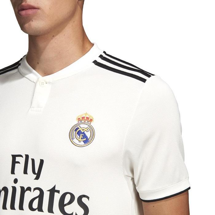 Real H Jsy Erkek Beyaz Futbol Forması DH3372 1115140