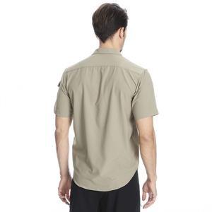 Spo Erkek Bej Günlük Gömlek 710116-0LT