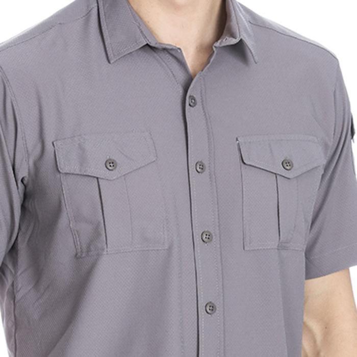 Safkisshirt Erkek Gri Günlük Gömlek 710116-00B 996471