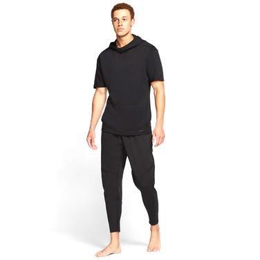 Dry Fit Erkek Siyah Yoga Taytı BV4032-010 1154814