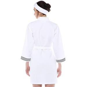 Kadın Beyaz Pike Bornoz WBO1S01
