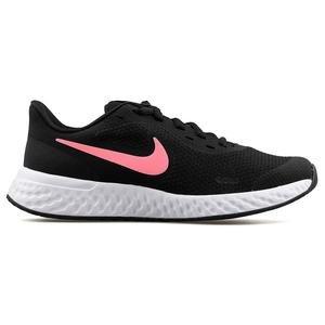 Revolution 5 (Gs) Unisex Siyah Koşu Ayakkabısı BQ5671-002