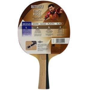 Timo Boll Bronze Unisex Sarı Masa Tenisi Raketi 85011S