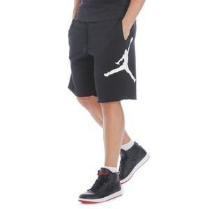 Jordan Jumpman Logo NBA Erkek Siyah Basketbol Şortu AQ3115-010