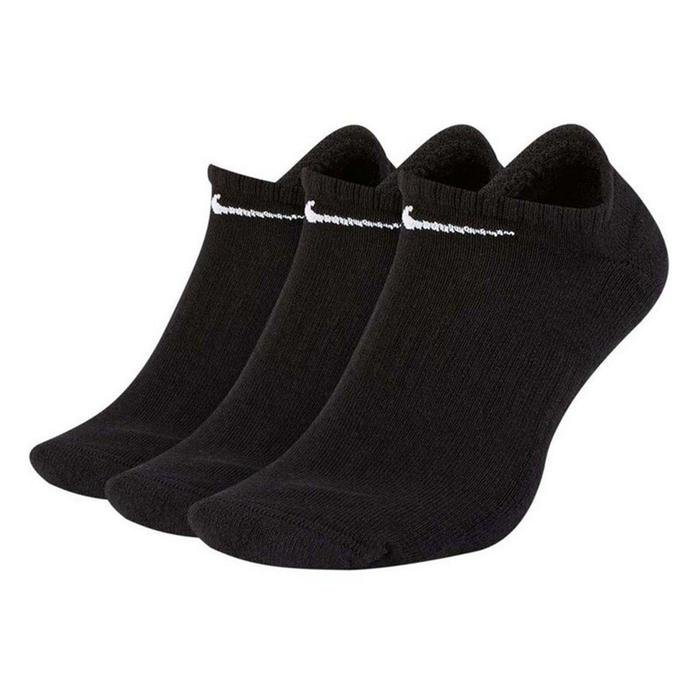 Everyday Cushioned Siyah 3'Lü Çorap SX7673-010 1042048