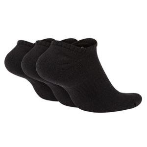 Everyday Cushioned Siyah 3'Lü Çorap SX7673-010