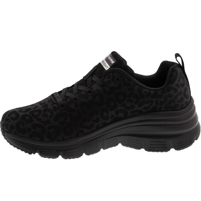 Fashion Fit Kadın Siyah Günlük Ayakkabı 88888179 BBK 1007203