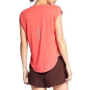 City Sleek Top Kadın Pembe Koşu Tişört AT0821-850