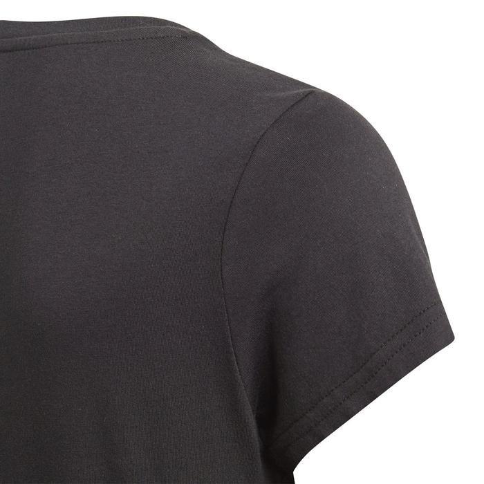 Yg E Pln T Çocuk Siyah Günlük Stil Tişört DV0354 1115534