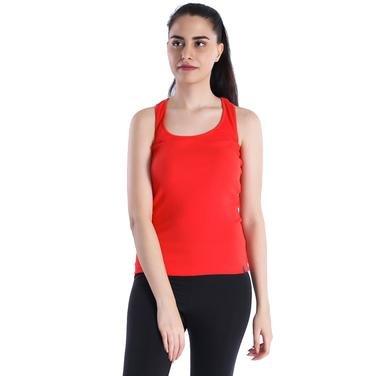 Kadın Kırmızı Atlet 400211-00R 714174