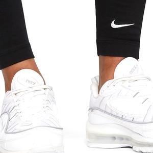 Leggings Sportswear Club Kadın Siyah Tayt CT0739-010