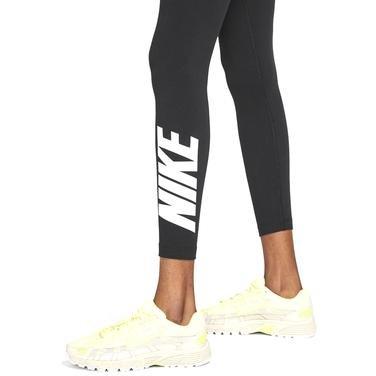 Sportswear Club Kadın Siyah Yüksek Belli Tayt CT5333-010 1173568
