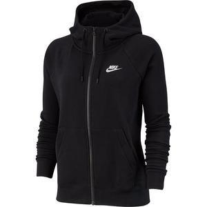 Essential Kadın Siyah Günlük Stil Sweatshirt BV4122-010