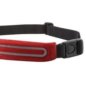 Lean Fitness Fermuarlı Cepli Kırmızı Koşu Bel Çantası N.RL.46.611.OS