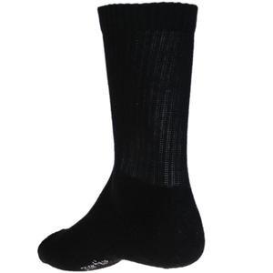 Spt Havlu 3lü Unisex Siyah Günlük Stil Çorap 2013006-N-SYH-SP