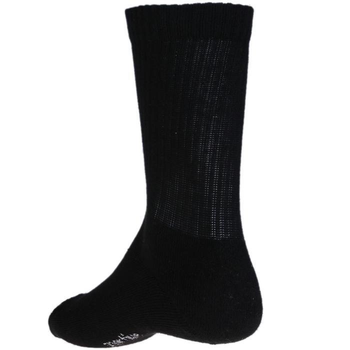 3'lü Siyah Havlu Tenis Çorap 2013006-SYH 331646