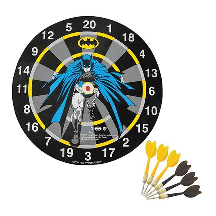 Warner Bros Batman Dart Set 1WBAK2017B 831324