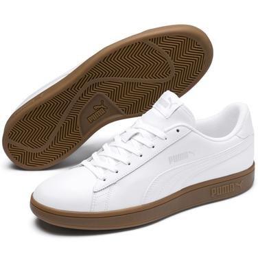 Smash V2 L Unisex Beyaz Günlük Ayakkabı 36521502 1009345