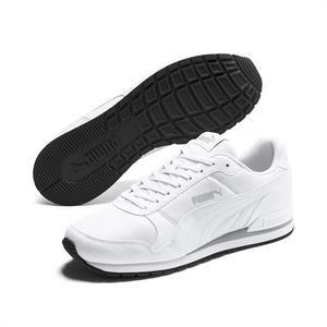 St Runner V2 Mesh Erkek Beyaz Günlük Ayakkabı 36681108