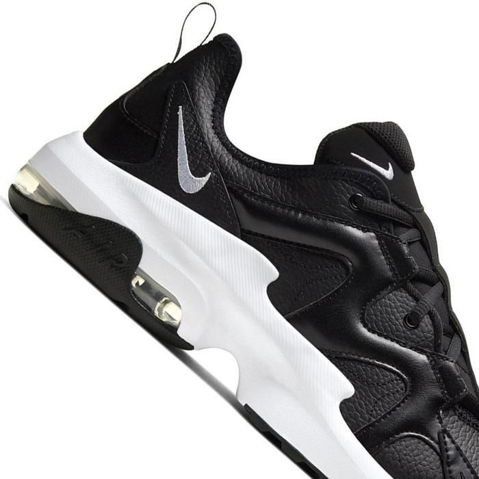 Air Max Graviton Lea Erkek Siyah Günlük Ayakkabı CD4151-002 1154543