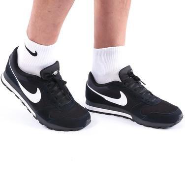 Md Runner 2 Erkek Siyah Günlük Ayakkabı 749794-010 808881