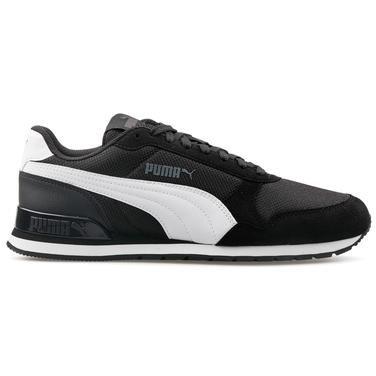 St Runner V2 Mesh Erkek Siyah Günlük Ayakkabı  36681105 1043646