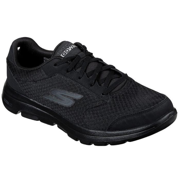 Go Walk 5 Erkek Siyah Günlük Ayakkabı 55509 BBK 1145231