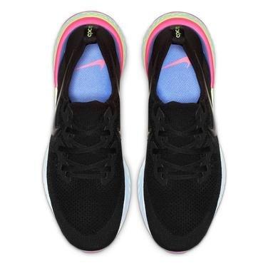 Epic React Flyknit 2 Erkek Siyah Koşu Ayakkabısı BQ8928-003 1113330