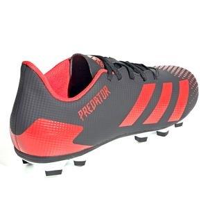 Predator 20.4 Erkek Siyah Krampon Futbol Ayakkabısı EE9566