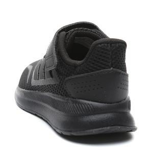 Run Falcon Çocuk Siyah Spor Ayakkabı EG2225
