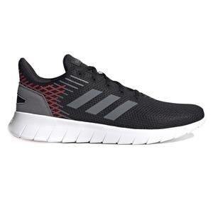 Asweerun Erkek Siyah Koşu Ayakkabısı EG3172