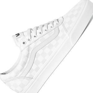 Ward Erkek Beyaz Günlük Ayakkabı VN0A38DMW511