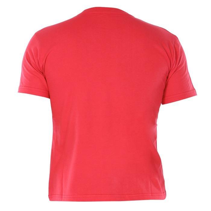 Basic Erkek Kırmızı Günlük Stil Tişört 20210033-00K 318686