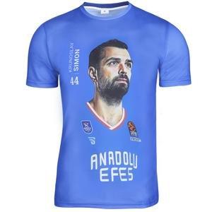 Anadolu Efes Krunoslav Simon Unisex Basketbol Tişört TKE2020-SIMON
