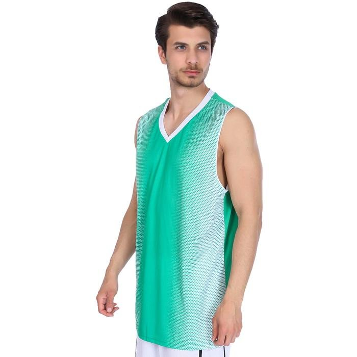 Bengal Erkek Yeşil Basketbol Forması 201420-0YB 636409
