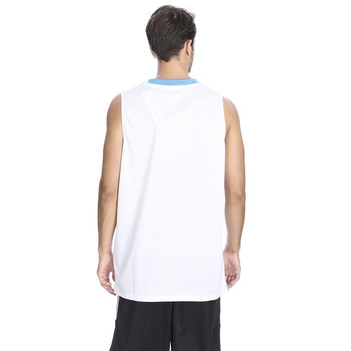 Cougar Erkek Beyaz V Yaka Basketbol Forması 201421-0BX 636429