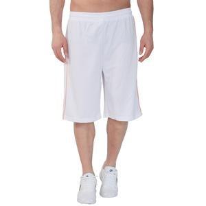 Tiger Erkek Beyaz Basketbol Şortu 500075-0BT