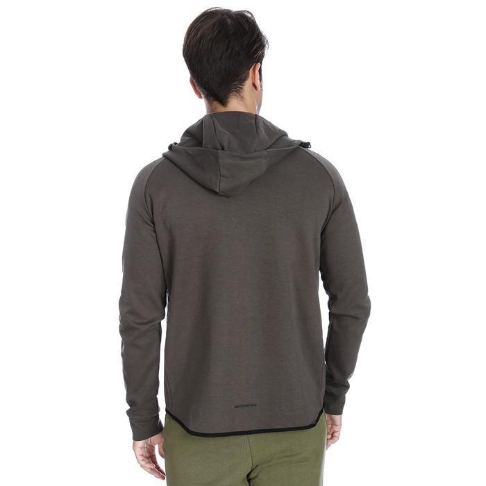 2X i-Lock Erkek Kahverengi Günlük Stil Sweatshirt S192098-300 1149569