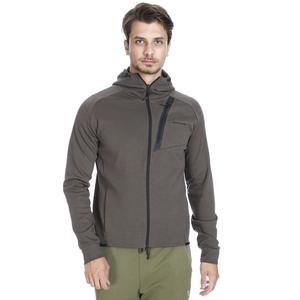 2X i-Lock Erkek Kahverengi Günlük Stil Sweatshirt S192098-300