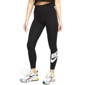 Sportswear High-Waisted Leggings Kadın Siyah Tayt CJ2297-011