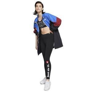 Sportswear Club Leggings Kadın Siyah Tayt CJ1994-010