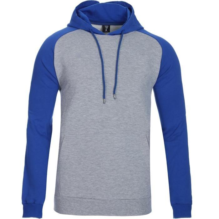 Sportive Çocuk Gri Basketbol Sweatshirt Tke1133-Mgm 1149213