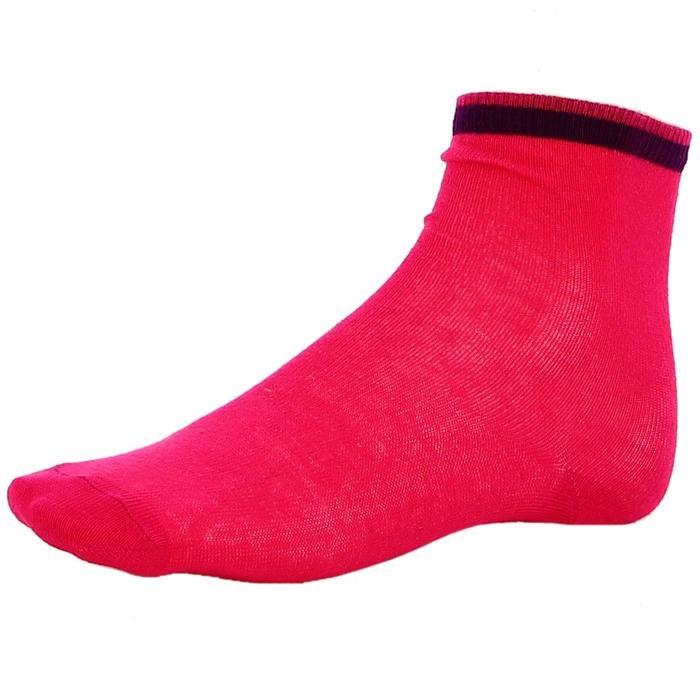 Çocuk Pembe 2'Li Çorap 2014009-MIX 622438