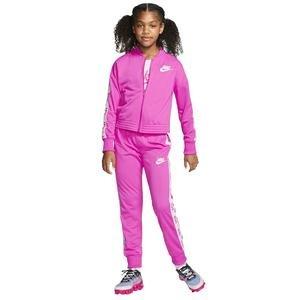 Sportswear Tricot Çocuk Pembe Eşofman Takımı BV2769-601