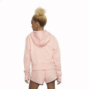 Sportswear Çocuk Pembe Günlük Stil Sweatshirt CQ4225-697