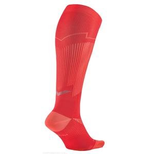 Elite Run Hyper Compression Erkek Kırmızı Koşu Çorabı SX4886-671