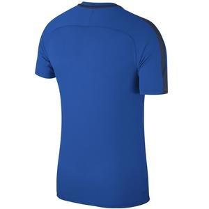 Dry Academy Erkek Mavi Futbol Tişört 893693-463