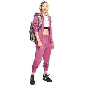 Sportswear Windrunner Tech Fleece Kadın Pembe Kapüşonlu Ceket BV3455-528
