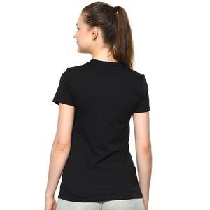Tee Jdı Slim Kadın Siyah Tişört CI1383-010