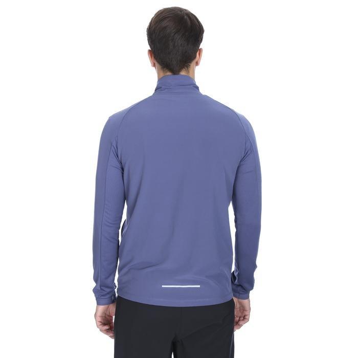 Elmnt Top Fz Hybrid Erkek Mavi Koşu Uzun Kollu Tişört CD4787-557 1142530